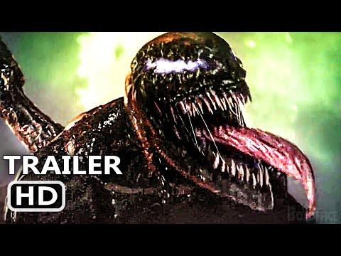 VENOM 2 New TV Spots Trailer (2021)