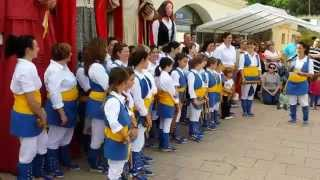 Ball de bastons. Fira de St Ponç. Cànoves. 10-5-14 (Video 2)