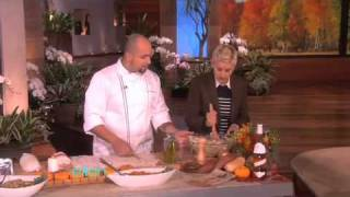 Chef Roberto Shares Thanksgiving Recipes