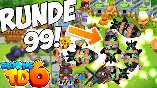 RUNDE 99 - ULTRA GEGNER! Bloons TD 6