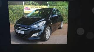 Hyundai i30 1.6 Active CRDi Turbo Diesel 5DR Auto for sale in Honiton, Devon