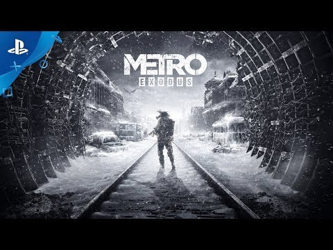 Metro Exodus - PSX 2017: The Aurora | PS4