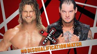 WWE Extreme Rules 2016 - Dolph Ziggler vs Baron Corbin (No Disqualification Match) - WWE 2K16