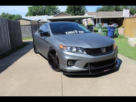 My 2015 Honda Accord Review
