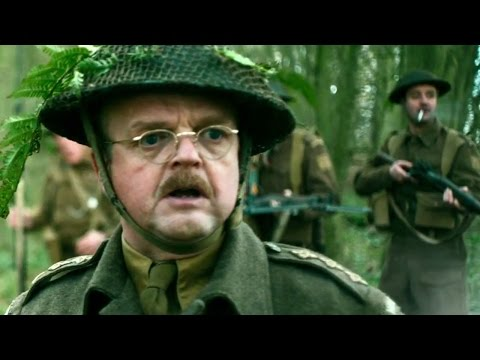 DAD'S ARMY Movie  Comedy  2015