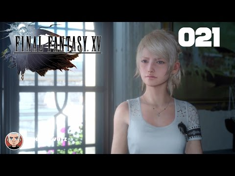 Final Fantasy XV #021 - Klarschiff: Kap Caem [XBO] Let's play Final Fantasy 15