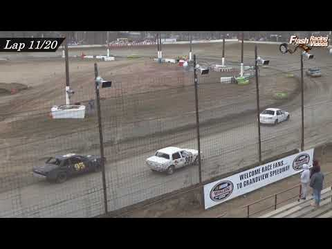 4x4 Course & Mechanics - 3/24/19 - Grandview Speedway