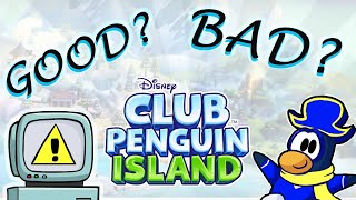 My Thoughts On Club Penguin Island For Desktop!