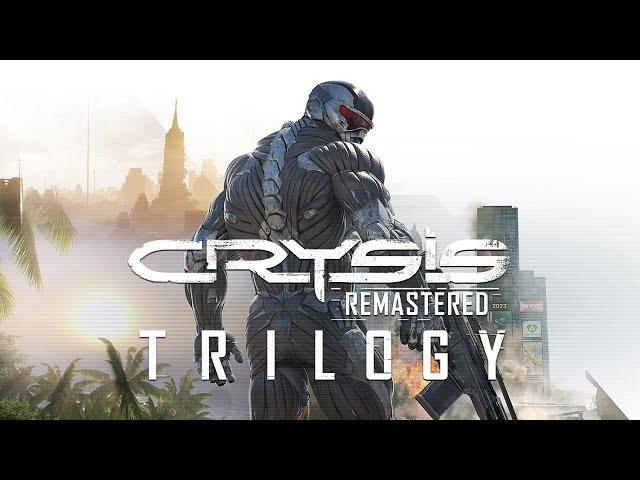 Crysis Remastered Trilogy (видео)