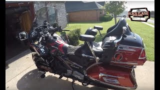 Goldwing Products: List Of My Must Have Products For A Goldwing