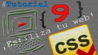 Tutorial #9 CSS y HTML - Atributo de borde (border)