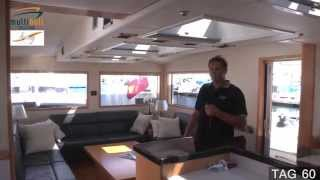 TAG Yachts - interior walk-through of TAG 60