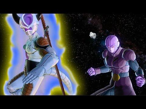 HIT RAID! The Legendary Assassin Of Universe 6 Attacks Conton City! | Dragon Ball Xenoverse 2