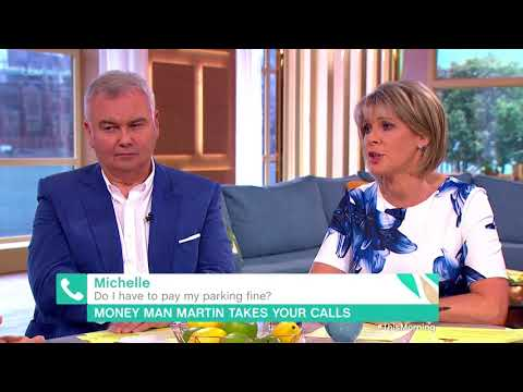 Do I Have to Pay My Parking Fine? | This Morning