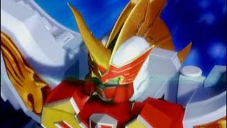 Power Rangers Mystic Force - Brightstar and Phoenix Unizord Battle  Episode 23 &quotHeir Apparent&quot
