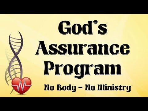 Part 2: God's Assurance Program - John S. Torell