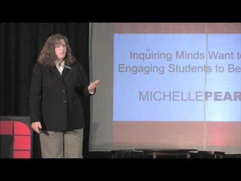 Teacher Librarian Day 2011 - 01 - Michelle Pearson
