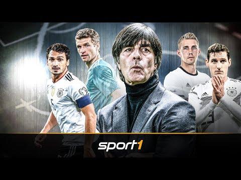 LIVE 🔴 | DFB-Team Kader-Nominierung | WM 2018 | #wirfuer5 - Die WM-Show | SPORT1