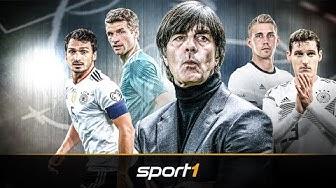 ReLIVE 🔴| DFB-Team Kader-Nominierung | WM 2018 | #wirfuer5 - Die WM-Show | SPORT1
