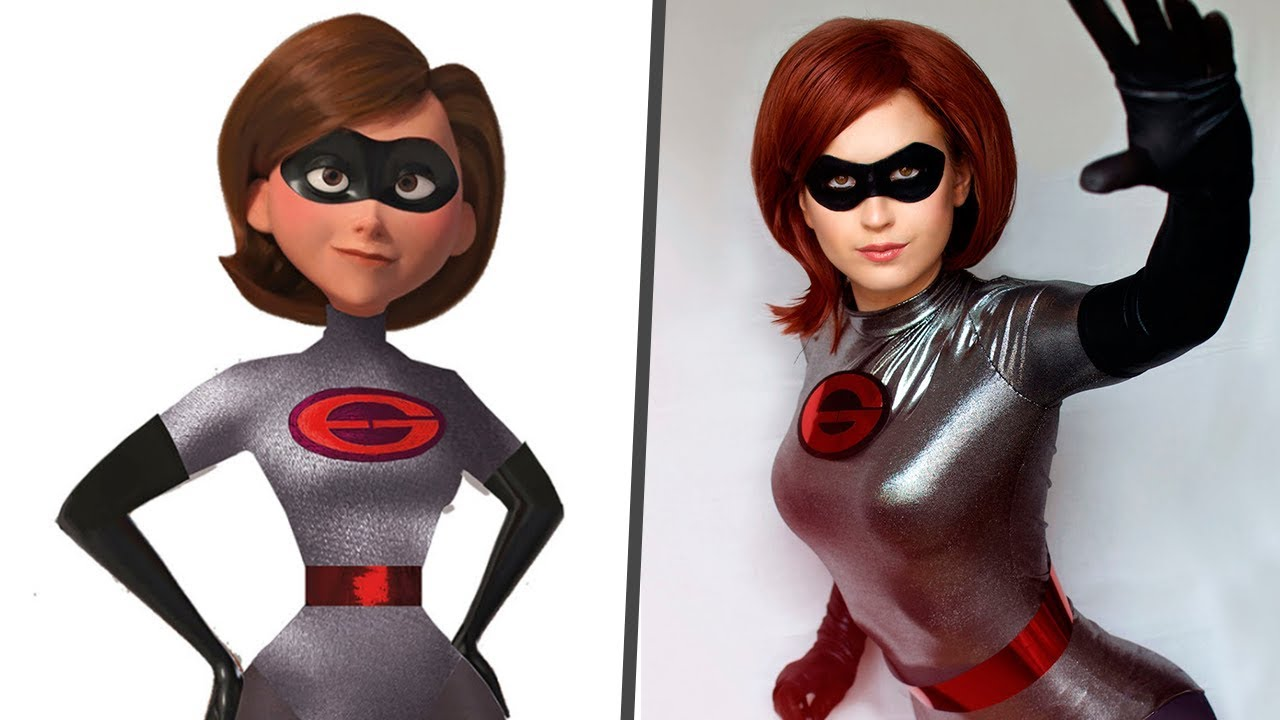 Incredibles 2 In Real Life All Characters Youtube