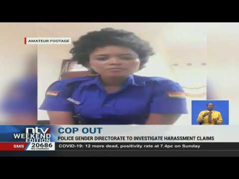 Police officer's video goes viral, she says she wants to quit