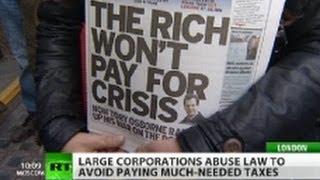 Render unto Caesar...not: UK corporations