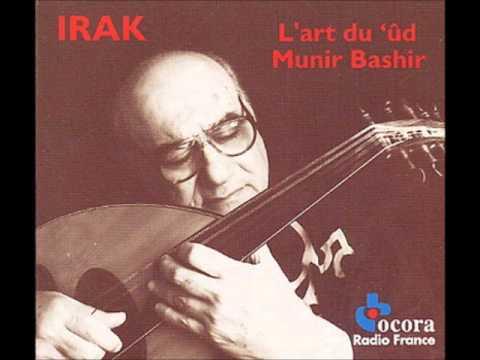 Munir Bashir - Taqsim Nahawand Kabir (The Art of the Ud)