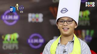 IIHM Young Chef India Junior 2019 | Episode 1 | West & South Zone