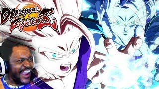 DRAGON BALL FIGHTERZ IS THE MOST HYPE FIGHTING GAME I