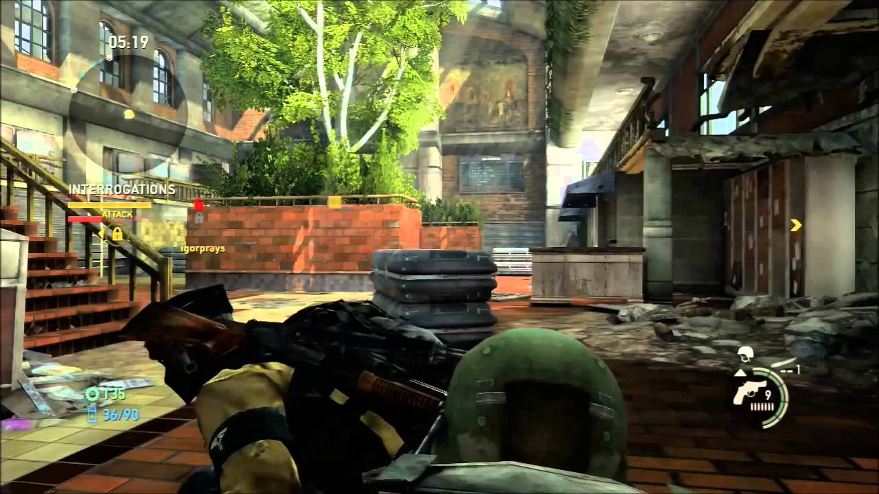The Last Of Us Multiplayer DLC Maps Bus Depot Battle YouTube - Last of us all maps free