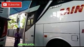 Review  exterior  bus zain putra shd a.k.a limited edition