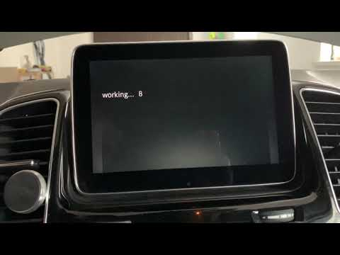 Mercedes 2019 CarPlay Activation NTG5s1 Where Chinese Activator Does Nor Work