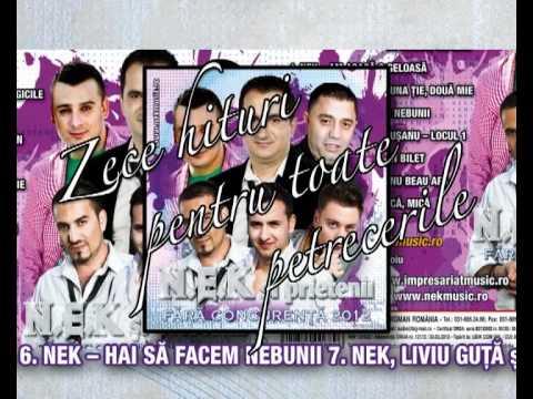 nek si prieteni fara concurenta 2012 album