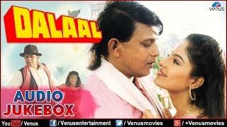 Video Dalaal : Bollywood Hits ~ Audio Jukebox | Mithun Chakraborty & Ayesha Jhulka download MP3, 3GP, MP4, WEBM, AVI, FLV November 2017