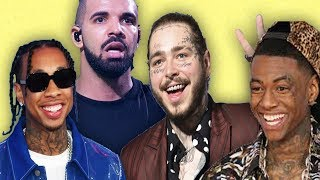 "Post Malone ""SECRET"" SoundCloud! Tyga DESTROYS Soulja Boy, FAKE Netflix Drake Documentary! & More!"