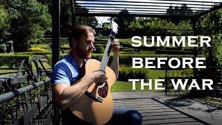Summer Before The War (Instrumental) - O'Carolan Medley - Folk Guitar - Stephen Wake