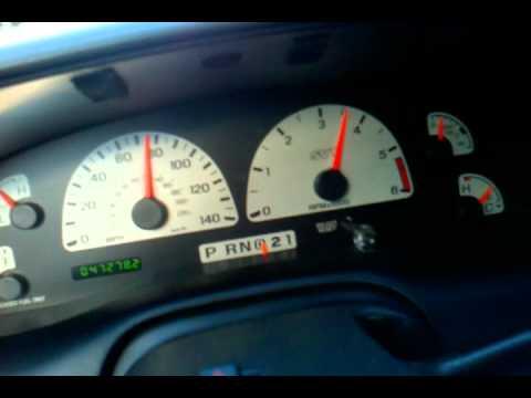 2002 ford lightning 0 60 youtube