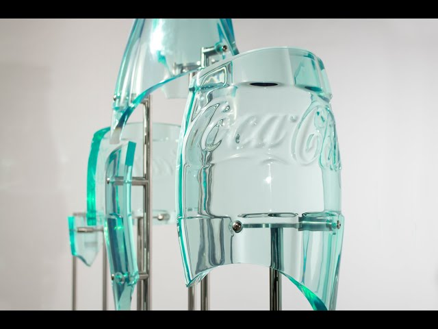 Making Of Point of View Coke Contour Bottle