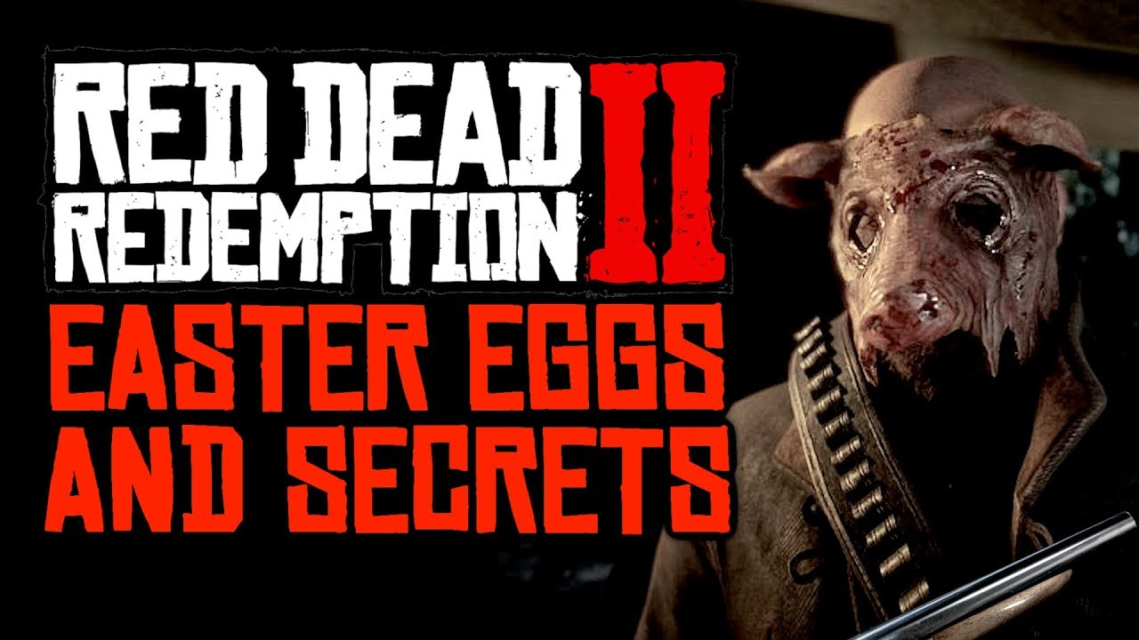 Red Dead Redemption 2 All Easter Eggs And Secrets #1 thumbnail