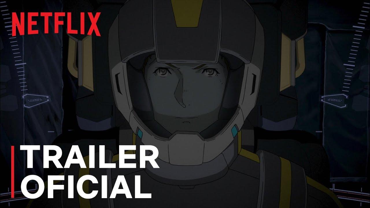 Download Mobile Suit Gundam Hathaway | Trailer oficial | Netflix