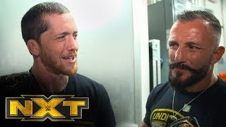 Gambar cover Undisputed ERA give an update on Adam Cole: NXT Exclusive, Sept. 25, 2019