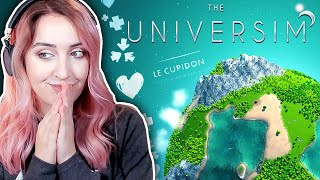 There's a new open world simulation game (The Universim)