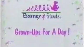 Video Barney & Friends: Grown-Ups for a Day! (Season 2, Episode 8) download MP3, 3GP, MP4, WEBM, AVI, FLV Juni 2018