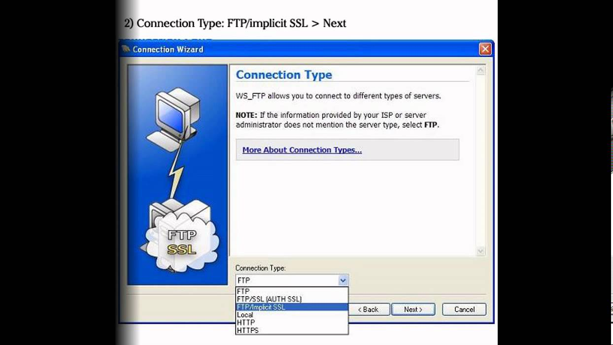 How to connect ftp with implicit ssl through variuos ftp client how to connect ftp with implicit ssl through variuos ftp client application xflitez Image collections