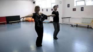 Весенний бал-2014. Урок по изучению танца