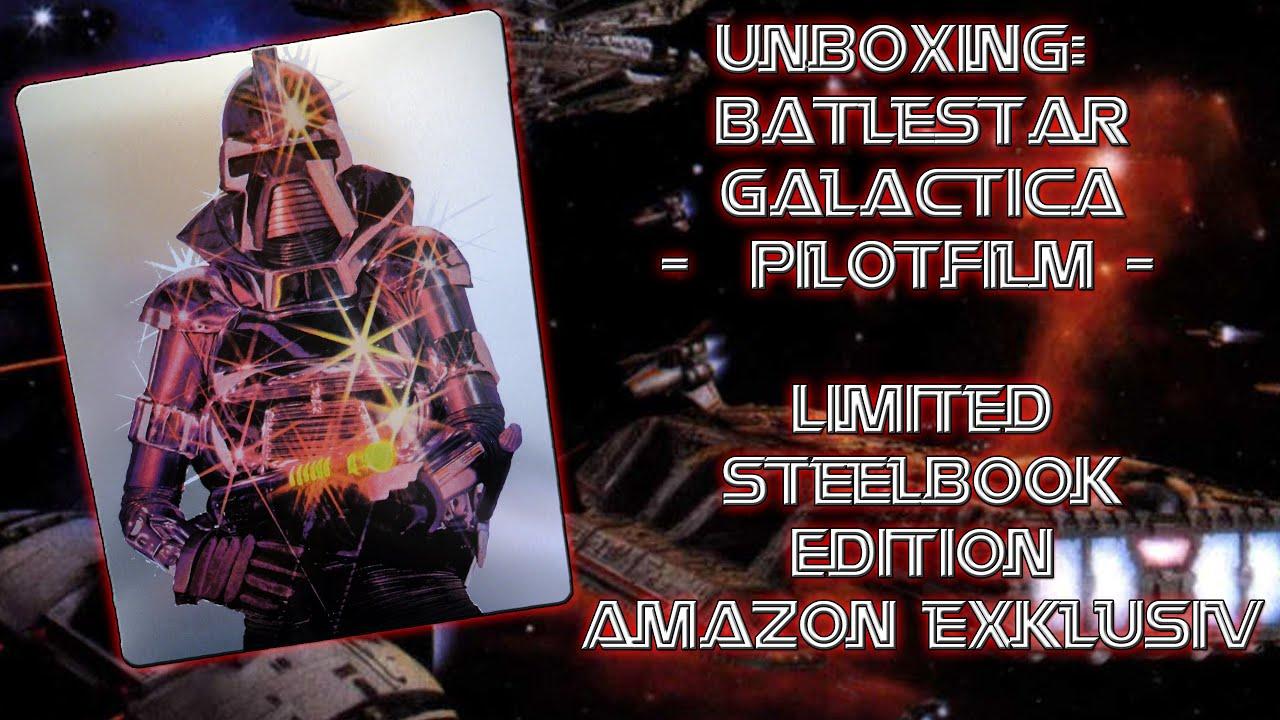 battlestar galactica pilotfilm