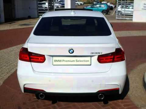 BMW I F MSPORT AT Auto For Sale On Auto Trader South - Bmw 335 diesel for sale