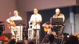 הזמנה+אהבה בעשן -משה הילל- מחרוזת שירי ישראל שלום