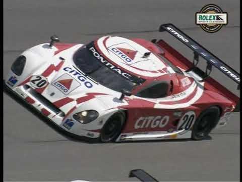 Rolex Sports Car Series 2005 Rolex 24 at Daytona (Highlights)