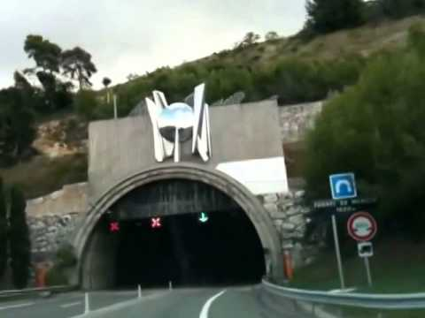 Trip to Monte Carlo - Great roads to drive!